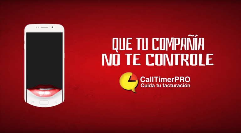 Call Timer: Controla el tiempo de tus llamadas y ahorra dinero