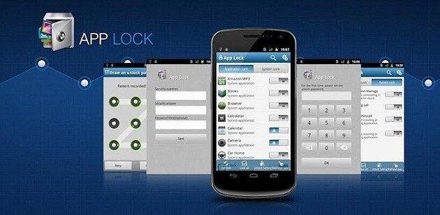 contraseña app