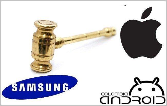 Viernes negro para Samsung: Pierde disputa por patentes y le toca pagar 1.052 millones de dólares a Apple