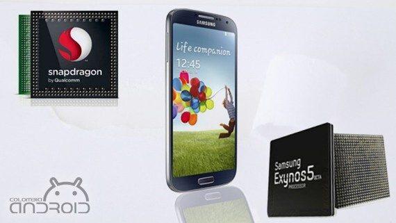 url10 Variantes del Galaxy S4 según el pais