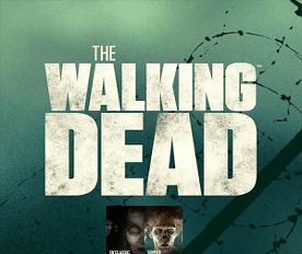 Conviérte en zombie al estilo The Walking Dead