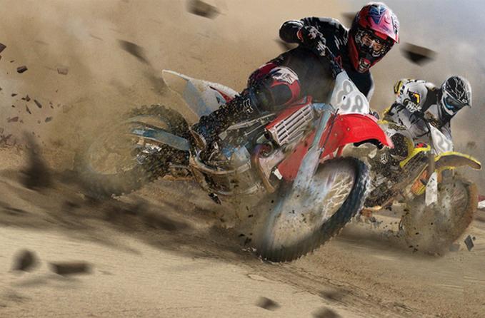 Disfruta las mejores carreras extremas con con Trial Xtreme