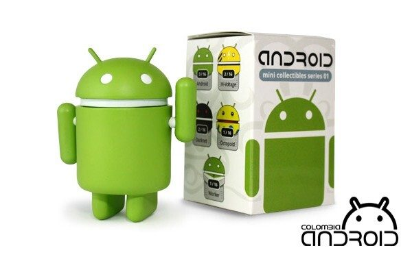 Concurso: Gánate un espectacular Mini Android Coleccionable