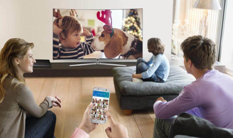 Aplicaciones Para Controlar los Smart TV de Sony, LG y Samsung