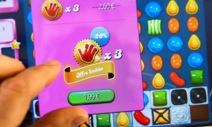 esmagamento dos doces em app Como proteger o seu dinheiro no Google Play Store e evitar desfalque