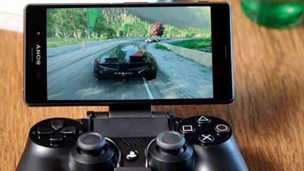 remote jeu sony ps4 porté tous les appareils Android, grâce à un nouveau port sera en mesure de jouer sur n'importe quel Android PS4