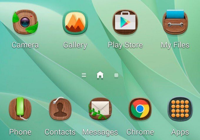 Capture themes samsung Samsung's TouchWiz interface can be customized with themes