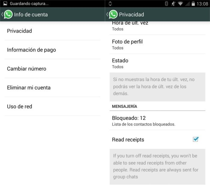 disable Double check azul1 can now turn blue double check WhatsApp officially