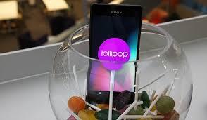 Sony Xperia Z3 y Z2 se actualizarán a principios del 2015 a Android 5.0 Lollipop