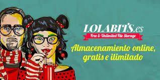 Lolabits: Almacenamiento en la nube ILIMITADO
