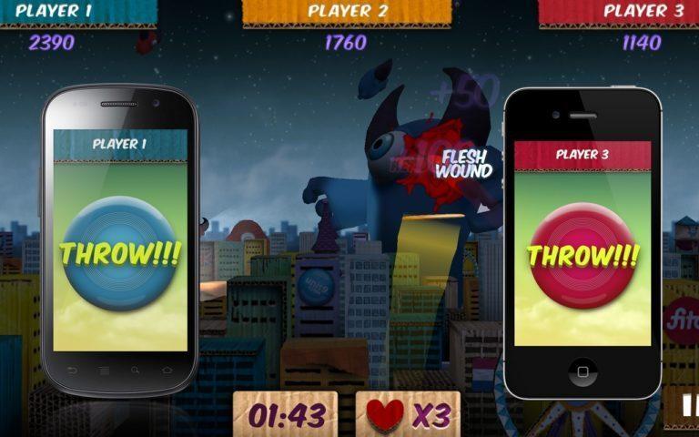 Juegos multijugador para Android