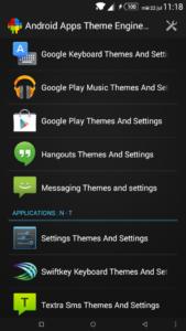 AndroidAppsThemeEngine