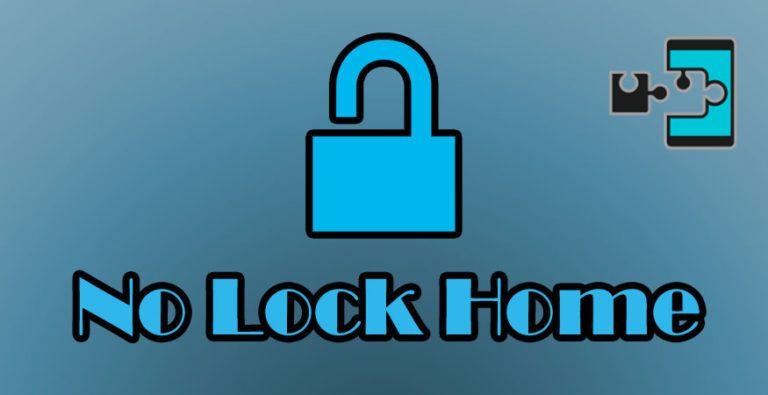 Olvidate de desbloquear tu terminal en casa