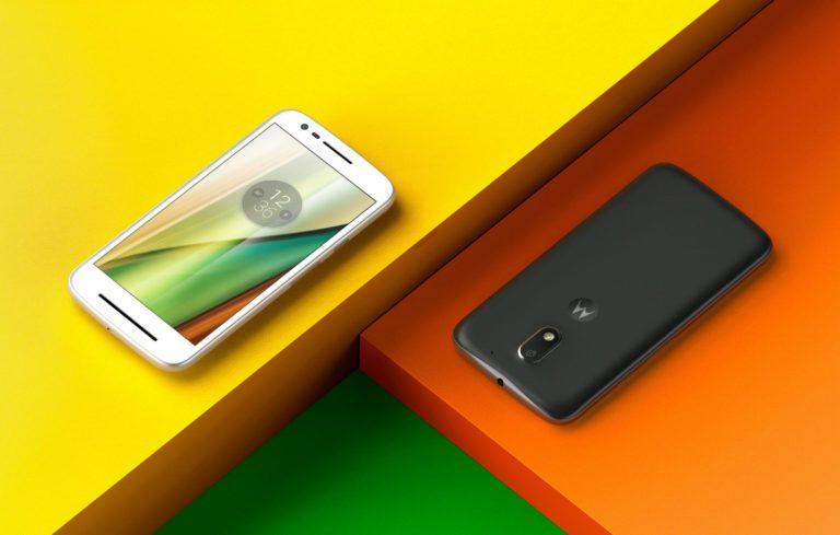 Motorola Da a Conocer el Nuevo Moto E3