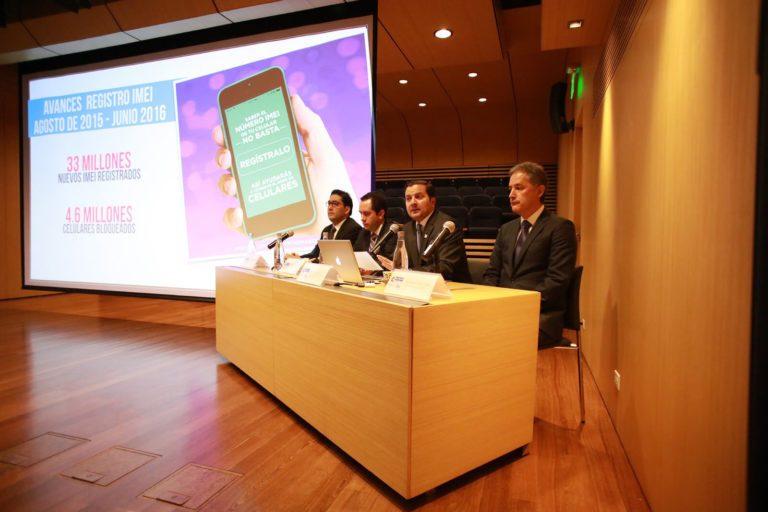 Hoy se vence el plazo para registrar los celulares en Colombia