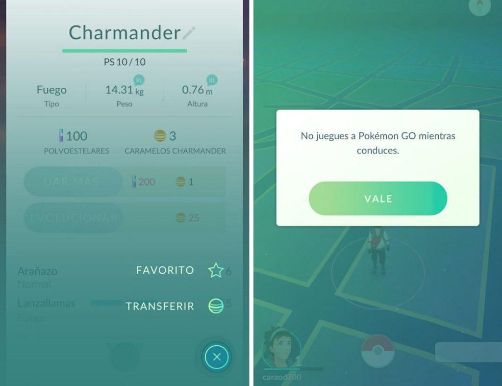 Actualizacion 2 pokemon go
