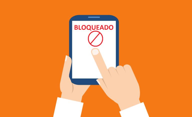 Qué debo hacer si me bloquean el celular en los operadores Colombianos?