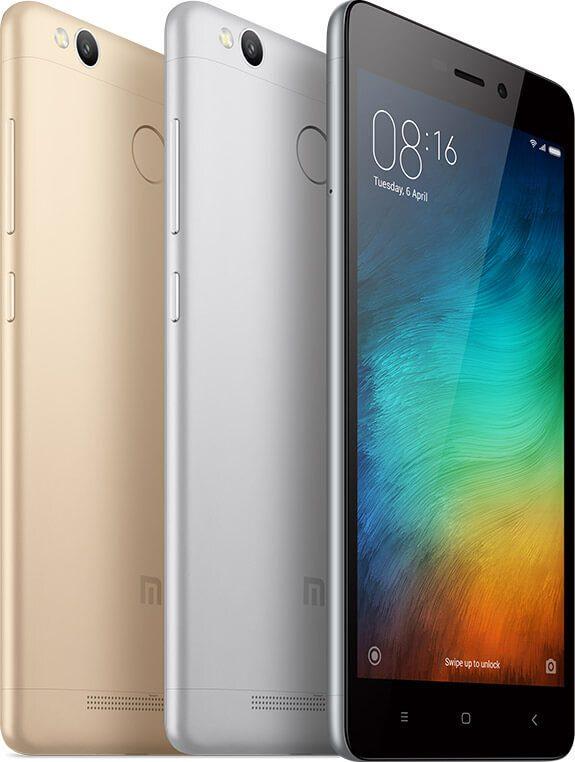 Xiaomi Redmi 3S Precio y Características