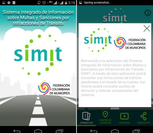 Como consultar multas de tránsito en Android