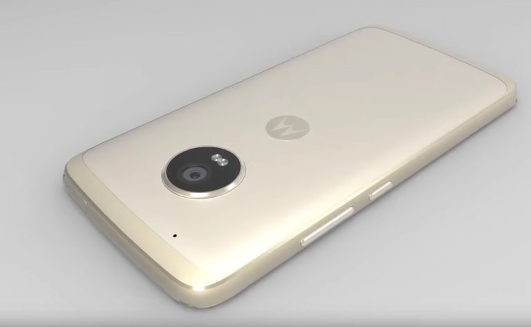 Moto X 2017 filtrado en render y video