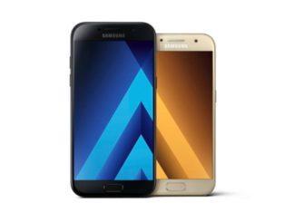 Samsung Galaxy A 7, A5, A3 2017