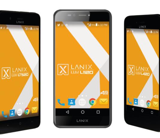 Lanix Ilium L1120 Colombia