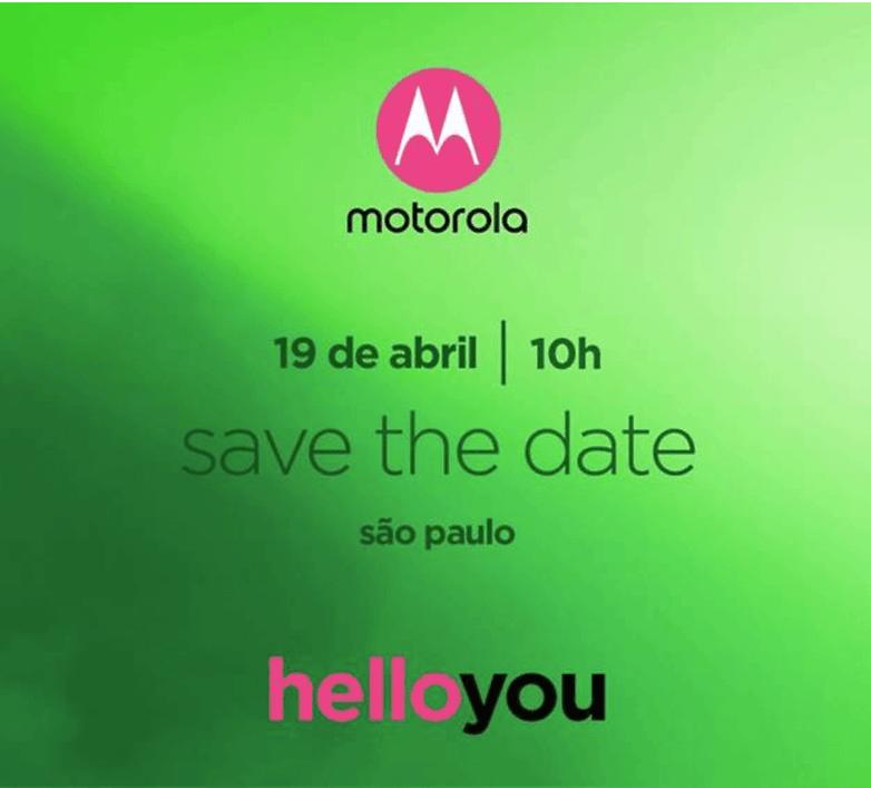 Moto G6 Presentacion