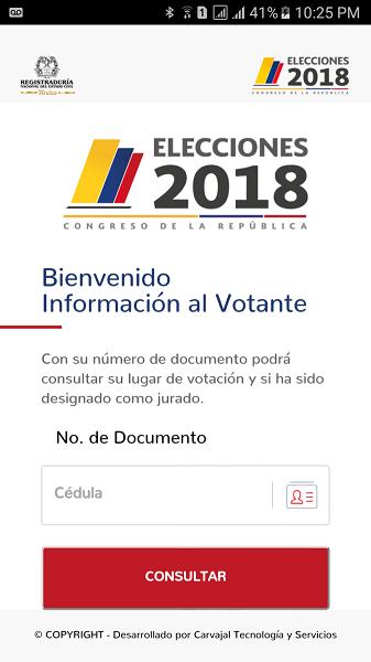 consulta infovotantes 2018