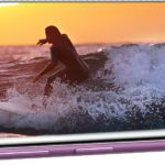 galaxy s9 design viewing purple