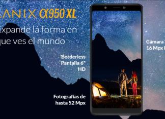 lanix alpha 950 xl
