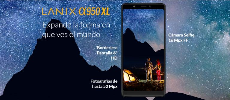 Lanix Alpha 950 XL: Características y Precio Para Colombia