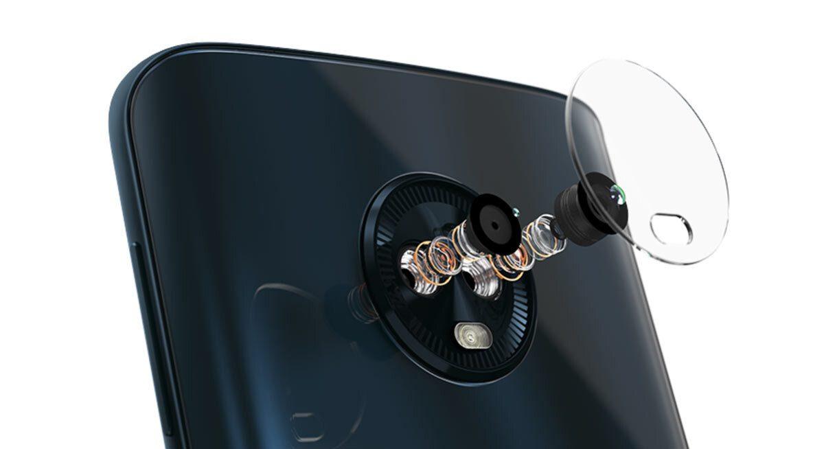 Moto G6 Camara