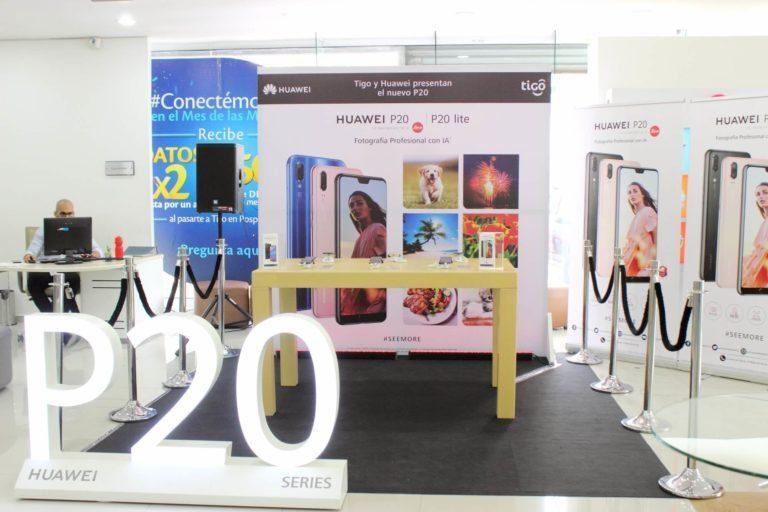 Mas de 3.000 Huawei P20 fueron adquiridos en preventa en Colombia