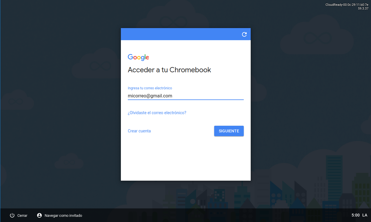 How to install Chromium OS on any computer