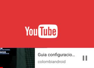 video flotante youtube
