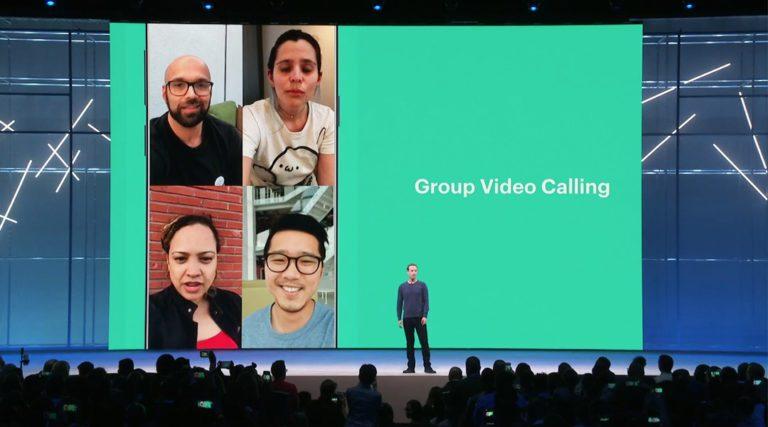 Las videollamadas grupales de Whatsapp ya se encuentran habilitadas en Android