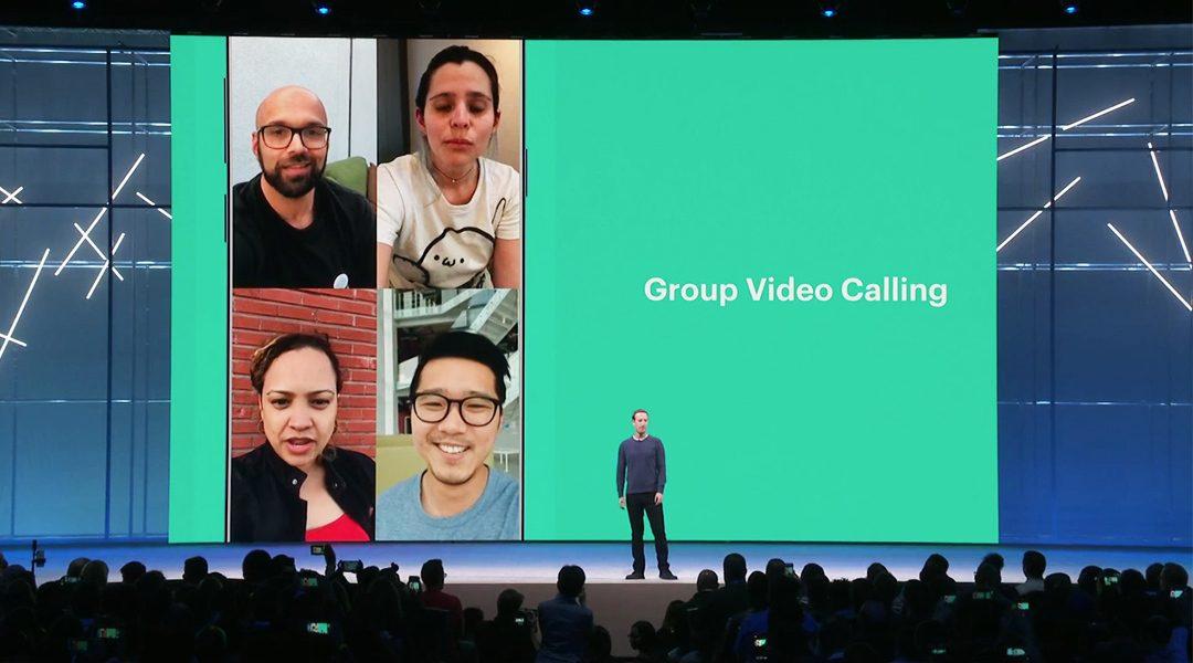 videollamadas en grupo Whatsapp