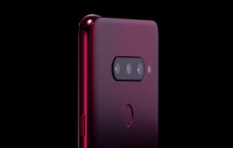 LG da a conocer oficialmente el diseño del LG V40 ThinQ