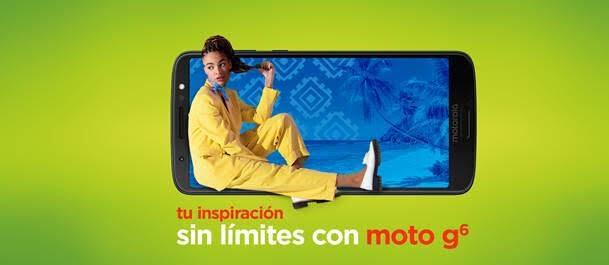 Motorola invita a descubrir la inspiración sin límites en diferentes regiones de nuestro país
