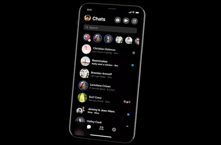 Facebook Messenger estaría recibiendo un nuevo rediseño