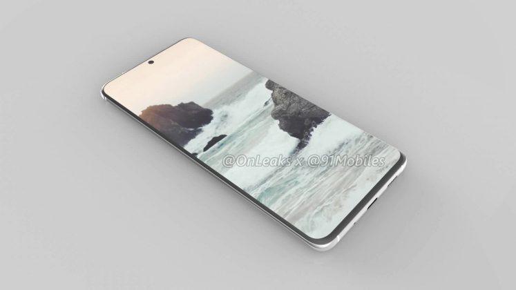 Samsung Galaxy S11 render 6