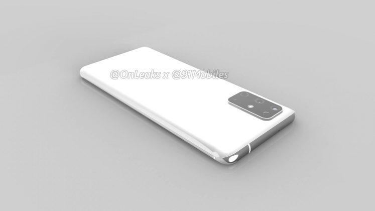 Samsung Galaxy S11 render 7