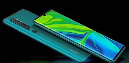 Xiaomi Mi Note 10 Colombia