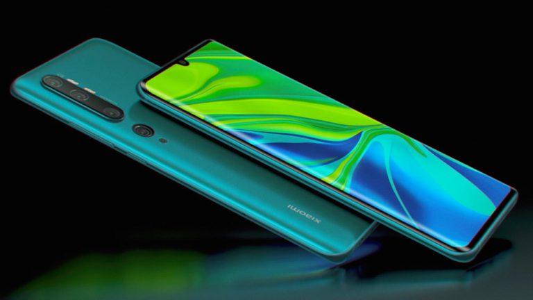 Xiaomi Mi Note 10: Precio y disponibilidad