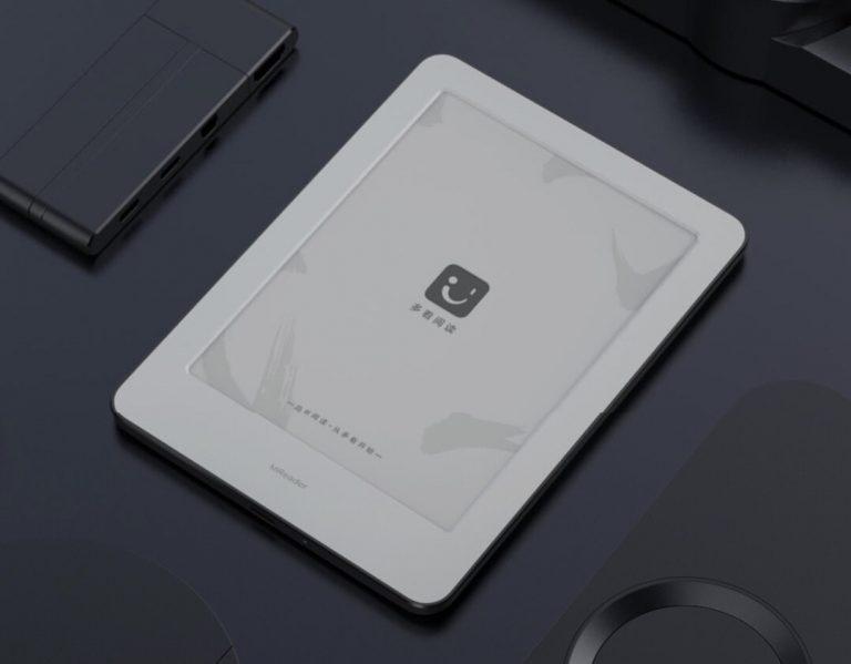 Xiaomi Mi Reader: Nuevo eBook de Xiaomi con Android