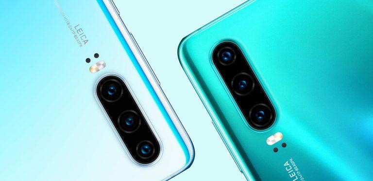 Los Huawei P30 y P30 Pro empiezan a actualizar a Android 10