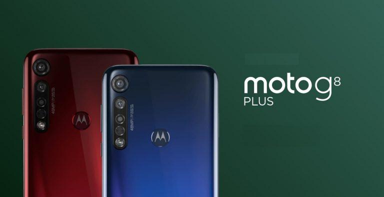 Moto G8 Plus: Características y Precio para Colombia