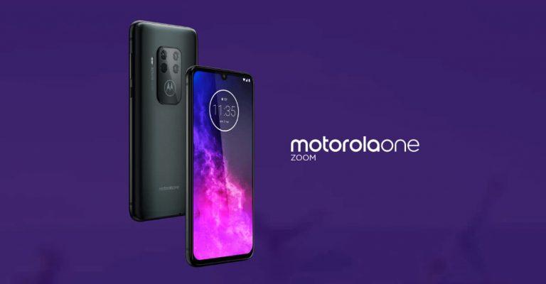 Motorola One Zoom: Precio y disponibilidad para Colombia