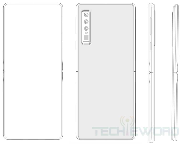 patente huawei flip phone 3