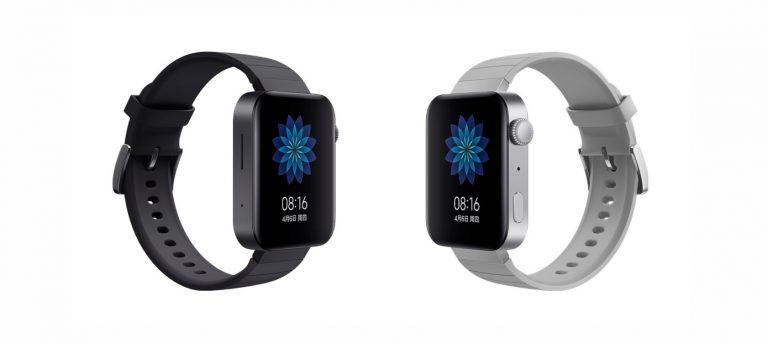Xiaomi lanza Mi Watch su primer reloj inteligente
